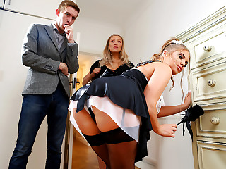 Brazzers – The Mischievous Maid