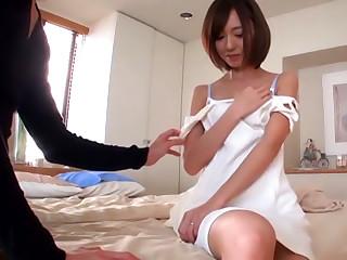 Aino Kishi Enjoys A Steamy Hot Hardcore Session