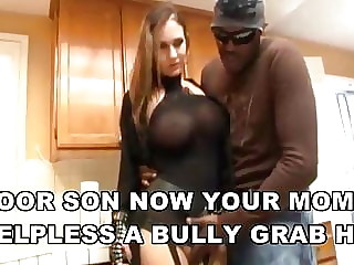 YOUR MOM FUCK BY BLACK BULLY