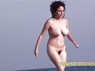Voyeur Amateurs Nudist Beach - Compilation Hidden Cam Video
