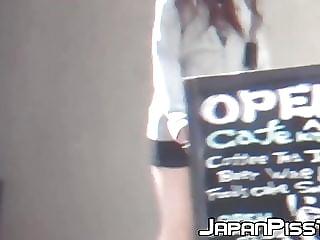 Japanese ladies recorded pissing with hidden voyeur cam