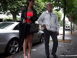 Amateur French Milf Couple