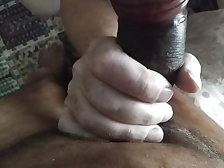 Sucking Black Cock 1
