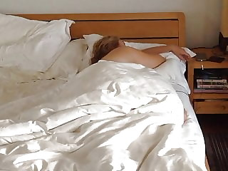 hidden cam bedroom MILF